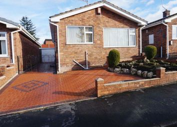 Thumbnail 3 bed detached bungalow for sale in Ramage Grove, Lightwood, Stoke-On-Trent