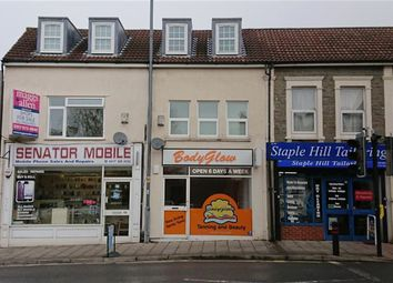 Thumbnail Commercial property for sale in High Street, Staple Hill, Bristol