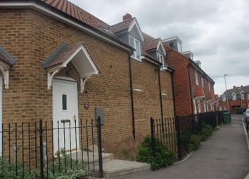 Thumbnail 1 bedroom terraced house to rent in Violet Way, Yaxley, Peterborough