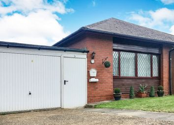 Thumbnail 3 bedroom semi-detached bungalow for sale in Marram Close, Beanhill, Milton Keynes