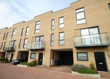 Thumbnail 4 bed terraced house for sale in Cornwell Road, Cambridge