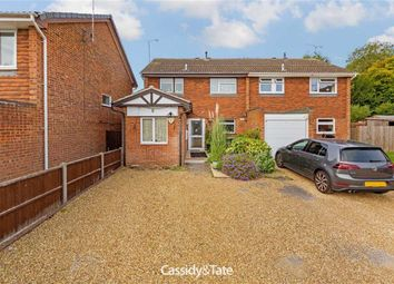 Thumbnail 4 bed semi-detached house to rent in Southfield Way, St Albans, Hertfordshire