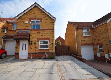 Thumbnail 2 bedroom semi-detached house for sale in Madison Court, Tunstall, Stoke-On-Trent
