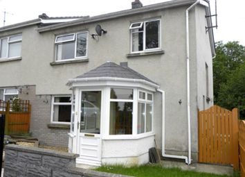 Thumbnail 3 bed property for sale in Heol Y Dderi, Llanybydder, Carmarthenshire