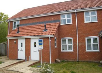 Thumbnail 2 bedroom terraced house for sale in Downham Market, Norfolk