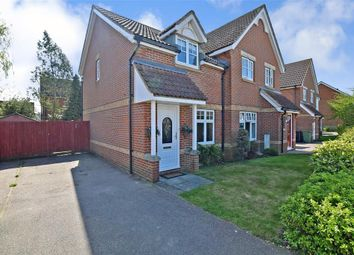 Thumbnail 2 bed semi-detached house for sale in Queen Elizabeth Square, Maidstone, Kent