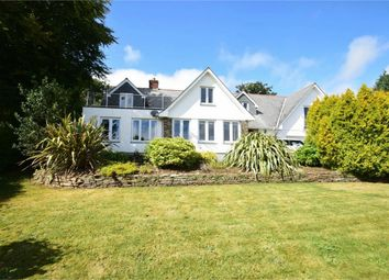 Thumbnail 5 bed detached house to rent in Tremarne Close, Feock, Truro, Cornwall