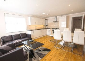 Thumbnail 2 bed flat to rent in Mentana Court, Leeway Close, Hatch End, Pinner