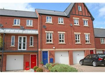 Thumbnail 4 bed town house for sale in Popham Close, Tiverton