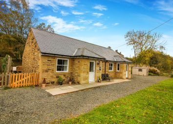 Thumbnail 2 bed detached bungalow for sale in Falstone, Hexham