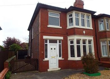 Thumbnail 3 bedroom semi-detached house for sale in Lawrence Avenue, Lytham St. Annes, Lancashire