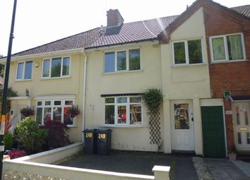 Thumbnail 2 bed terraced house to rent in Haunch Lane, Kings Heath, Birmingham, West Midlands