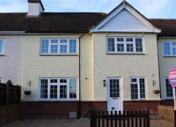 Thumbnail 3 bed detached house for sale in Woodcut Road, Wrecclesham, Farnham, Surrey