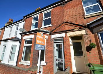 Thumbnail 3 bed terraced house for sale in Richmond Street, Cheriton, Folkestone