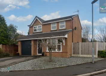 Thumbnail 3 bed detached house for sale in Sweet Clough Drive, Burnley