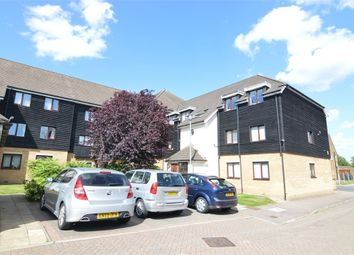 Thumbnail 2 bed flat for sale in Cracknell Close, Enfield, Greater London