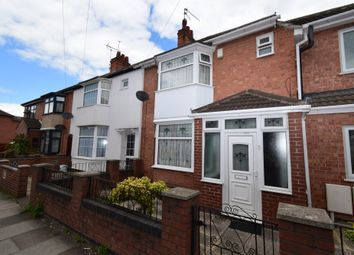 Thumbnail 3 bed terraced house for sale in Nottingham Road, North Evington, Leicester