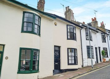 Thumbnail 3 bed terraced house for sale in Railway Street, Brighton
