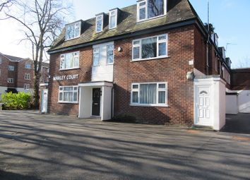Thumbnail 1 bed flat for sale in Manley Court, 60 Alexandra Road South, Whalley Range, Manchester.