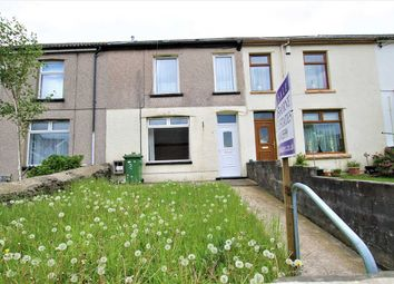Thumbnail Terraced house for sale in Fairview, Williamstown, Tonypandy