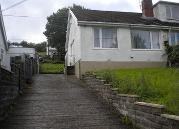 Thumbnail 2 bedroom property for sale in Rhyddwen Road, Craig-Cefn-Parc, Swansea