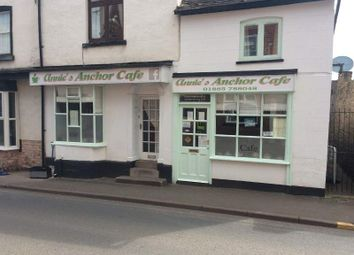 Thumbnail Restaurant/cafe for sale in 2 Cruxwell Street, Bromyard HR7 4Eb