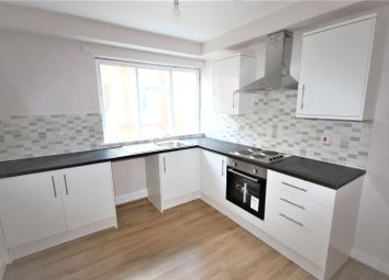 Thumbnail 2 bed flat to rent in Burleigh Way, Enfield, Middlesex