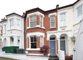 Thumbnail 2 bed flat for sale in Brayburne Avenue, Clapham, London
