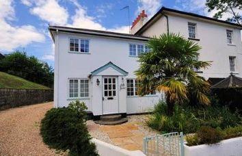 Thumbnail 3 bed semi-detached house for sale in Jordan, Lyme Regis
