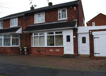 Thumbnail 3 bed semi-detached house to rent in Lime Tree Road, Yew Tree Estate, Walsall WS54Ha