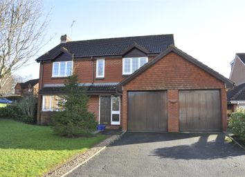 Thumbnail 4 bedroom detached house to rent in The Panney, Exeter