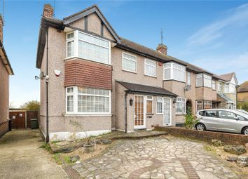 Thumbnail 3 bed end terrace house for sale in Stafford Road, Ruislip Gardens, Middlesex