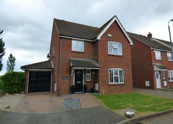 Thumbnail 4 bed detached house for sale in 2 The Rickyard, Marston Moretaine