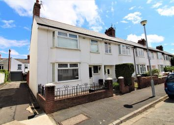 Thumbnail 3 bed end terrace house for sale in Nottingham Street, Canton, Cardiff