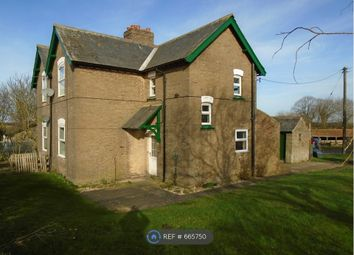 Thumbnail 2 bed semi-detached house to rent in South Cottage, Rothwell, Market Rasen
