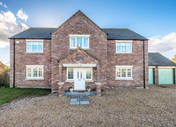 Thumbnail 5 bed detached house for sale in March Road, Tipps End, Welney, Cambridgeshire