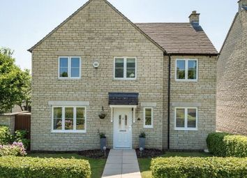 Thumbnail 4 bed detached house to rent in Teasel Way, Brize Norton, Carterton, Oxfordshire