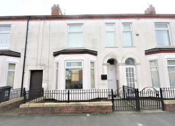 Thumbnail 1 bed terraced house for sale in Albermarle Street, Hull