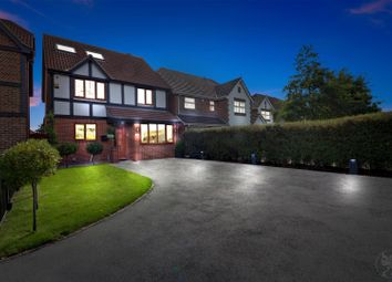 Thumbnail 5 bed detached house for sale in Fleming Road, Chafford Hundred, Grays