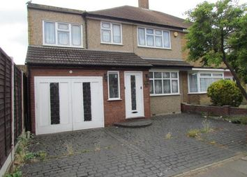 Thumbnail 4 bed semi-detached house for sale in Tendring Way, Chadwell Heath, Romford