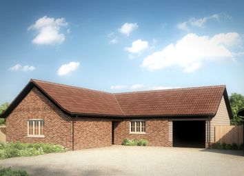 Thumbnail 3 bed detached bungalow for sale in Eider Lodge, Swan Lane, Shipdham
