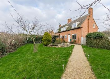 Thumbnail 3 bedroom semi-detached house for sale in Plantation Farm Cottages, Redmere, Ely