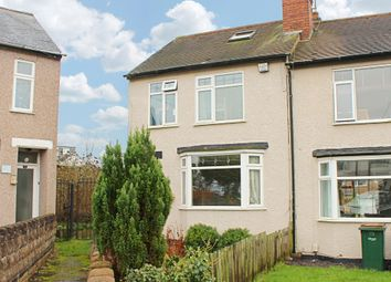 Thumbnail 4 bedroom end terrace house for sale in Sherbourne Crescent, Coventry
