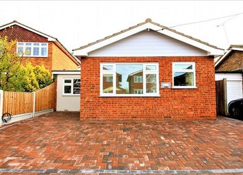 Thumbnail 2 bed detached bungalow for sale in Church Parade, Canvey Island, Essex