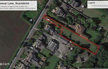 Thumbnail Commercial property for sale in Rear Of 11 Bescar Lane, Scarisbrick, Southport