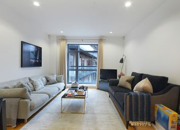 Thumbnail 1 bed flat to rent in Blandford St, London