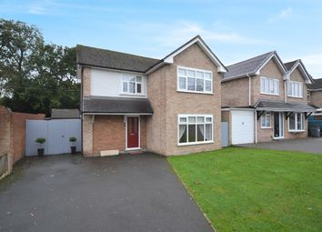 3 bed detached house for sale in Werburgh Drive, Trentham, Stoke-On-Trent ST4