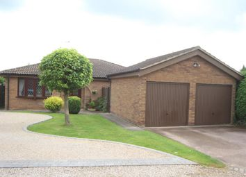 Thumbnail 3 bedroom detached bungalow for sale in Nursery Gardens, Earl Shilton, Leicester