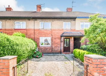 Thumbnail Terraced house for sale in Evelyn Crescent, York