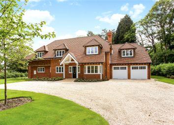 Wick Hill, Finchampstead, Wokingham, Berkshire RG40. 5 bed detached house